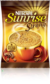 NESCAFÉ SUNRISE  Strong