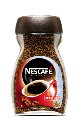 nescafe in india Nescafé is a brand of coffee made by nestlé it comes in many different forms  the name is a  most trusted brands nestle india has branded instant coffee as  nescafe classic and the 70:30 mix of instant coffee and chicory as sunrise.