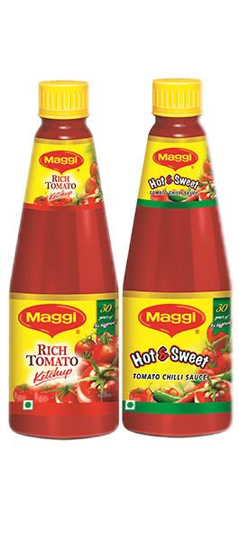 Maggi Tomato Ketchup