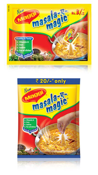 Maggi Masala -ae-magic