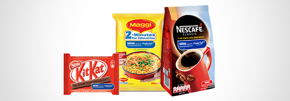 maggi packaging Packaging maggi products are durable as due to its preparation these products are easy to store nestle emerged as market leader in ketchup segment by 1999.