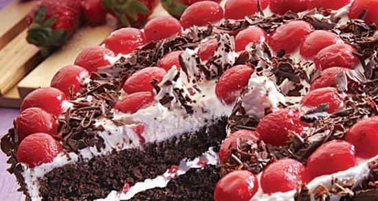Nestle cake recipes