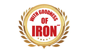 Iron goodness
