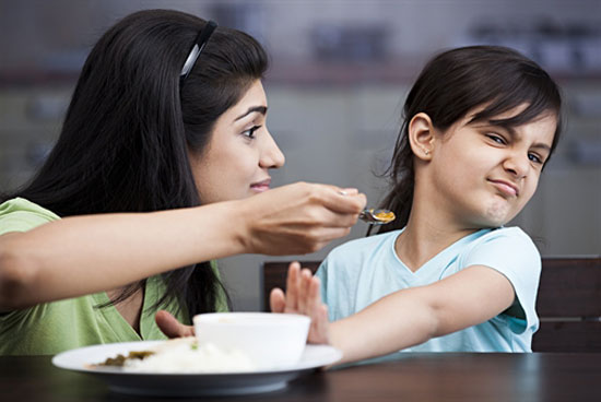What's the fuss about: Kids won't eat what they don't recognise