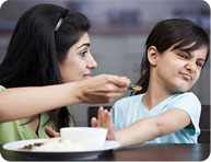 Tips for handling your fussy eater
