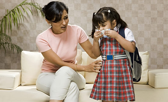 Managing food allergies and intolerances in children