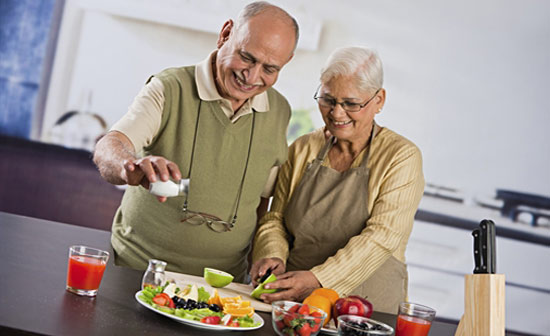 Nutrition Challenges For Elders