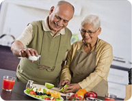 Nutrition and health challenges for Elders