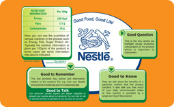 The Nestlé Nutritional Compass
