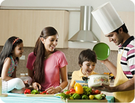 Tips For Healthy Cooking!