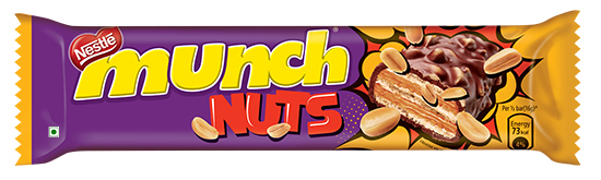 NESTLÉ MUNCH NUTS