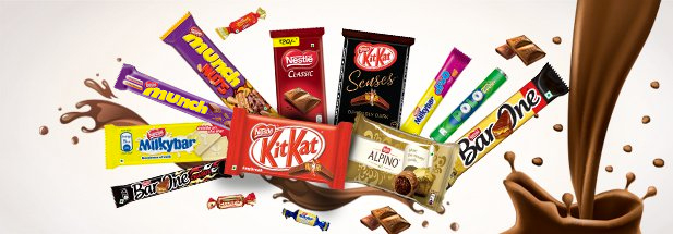 nestle chocolates segmentation india Etbrandequitycom brings latest nestle news, views and updates from all top sources for the indian marketing & advertising industry.