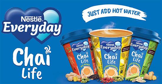 Introducing Nestlé EVERYDAY Chai Life | Nestlé