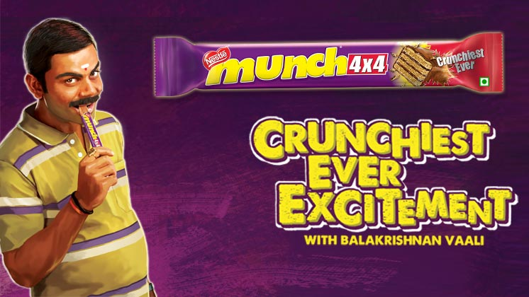 Introducing MUNCH 4X4