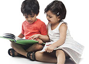 Right books to enrich the tiny inquisitive at your home