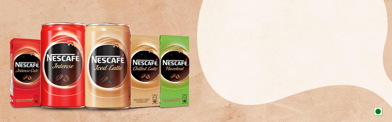 Nescafé Cold Coffee