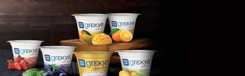 <strong>NESTLÉ a+ GREKYO Yoghurt</strong>
