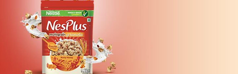 Granola: Nutty Honey