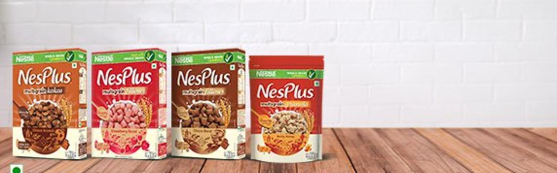Nestlé Breakfast Cereals