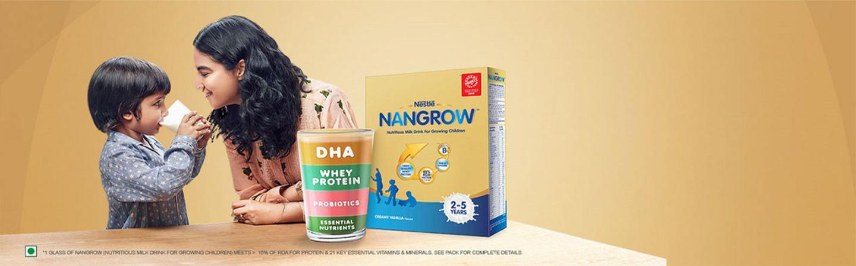 Nestlé Nangrow