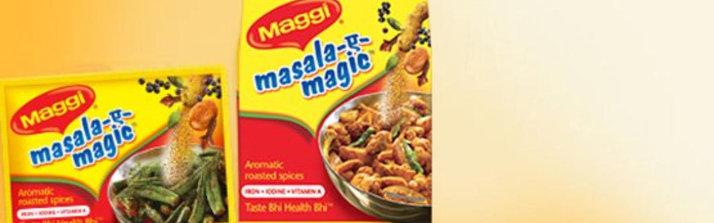 MAGGI Masala-ae-Magic