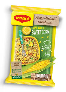MAGGI Nutri-licious Baked Noodles